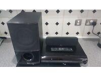 LG HT904TA 5.1 Surround Sound Home Cinema DVD Receiver