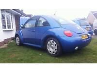 Volkswagon beetle 1.6 petrol