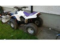 200cc quad been lying needs a battery