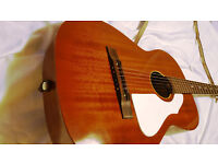 EKO Colorado (Studio) 1962 vintage mahogany parlour guitar - rare - swap - trade