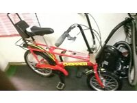 RALEIGH CHOPPER NEW PARTS FULLY RESTORED