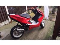 Yamaha aerox 90cc (one of a kind)