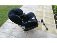 Maxi-Cosi Car seat PrioriFix Group 1 (Black Reflection)