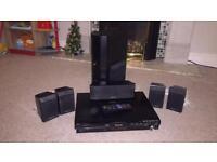 Panasonic SA-PT450 1000w 5.1 DVD Home Theatre System