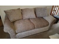 SOFA SET, NEW CONDITION! MUST SELL BY END OF THIS WEEK!