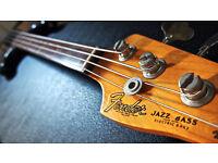 Bassist / Bass Player sought