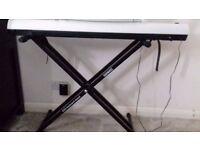 Height Adjustable Keyboard Stand