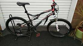 Full Suspension MTB SUNN Shamann S2 MTB