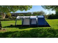 Tent kampa Croyde 6 with extras