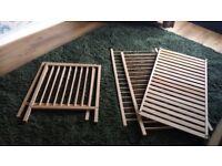 IKEA cot frame
