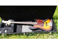 G&L JB (Jazz Bass) 2014 Mint condition