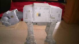 STARWARS ROTJ ATAT MADE BY KENNA £65