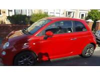 Fiat 500s 1.2.L start stop