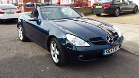 MERCEDES SLK 350 AUTO 57 PLATE CONVERTIBLE DR OWN PREVIOUSLY FMBSH