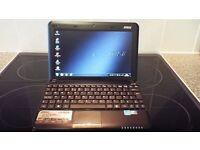 Msi U135DX Netbook.