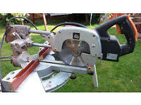 Elu Combi Chop Mitre Saw 1.6KW with table/stand 240 Volt