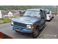 1994 LAND ROVER DISCOVERY 4X4 V8i AUTO LPG CONVERTED 2 MONTHS MOT
