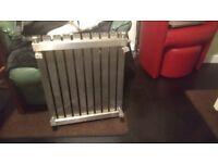Heavy metal radiator