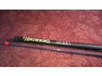 browning Black magic carp pole
