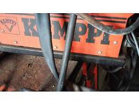 Kemppi PSS 3500 Welder multi System suitable for MMA, MIG MAG, pulse TIG and MIG carbon arc gouging