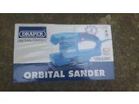 Brand New Draper 140W Orbital Sander
