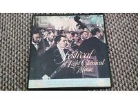 Readers Digest Festival of the night 8 LP vinyl classical music