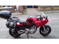 2006 BMW F800S RED