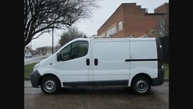 Vauxhall Viv 3 Seat White 2005 £2400 Mil106000