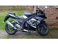 Wk 125 sport motorbike non runner