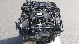 JAGUAR XF 3.0 DIESEL LAND ROVER RANGE ROVER 3.0 TDV6 ENGINE (code 306DT + AJ-V6D)