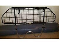 Dog guard fits astra j estate fully adjustable for other cars/estates