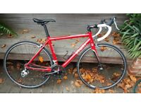 Triban B'twin 3 - 6061 road bike 24 speed.