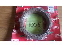TRW/Lucas MCC317-10 clutch plates to fit Suzuki
