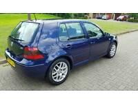 Volkswagen Golf 1.9TDI PD GT 150bhp 5 Door 2003