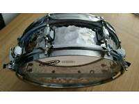 """Tama 13 x 5"""" hand hammered snare"""