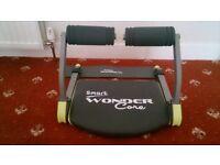 Smart Wonder Core exercise machine.