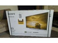 Sony Bravia 49inch 4k android TV - Brand New Boxed.