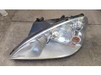 Ford Galaxy lights