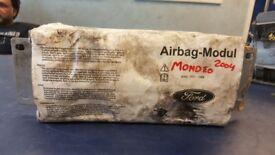 2004 FORD MONDEO 1S71-F042B84-AH AIRBAG ZAIN £30