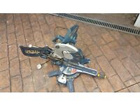 GMC 250mm slide compound mitre saw faulty