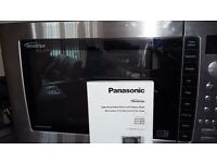 Panasonic Inverter Microwave, Grill and Convection Oven NN-CT890S.