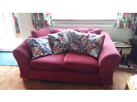 Sofa 2 seater contempory style