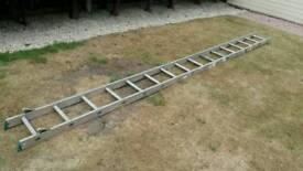 Aluminium 15ft Ladder