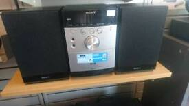 Sony stereo dab/cd/tape