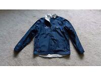 Mens Henri Lloyd TP1 Navy performance jacket Size Large