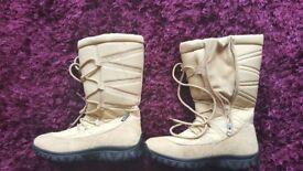 Winter shoes boots size UK4 ,EUR38