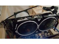 RX 570 Armor OC 4GB modded bios