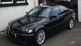 BMW 320 D MSport 2004 spares or repair