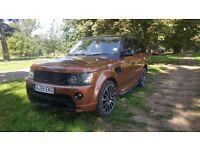 Land Rover Range Rover Sport 3.0 SD V6 Autobiography Sport 4X4 5dr