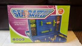 Sea battle game new sealed